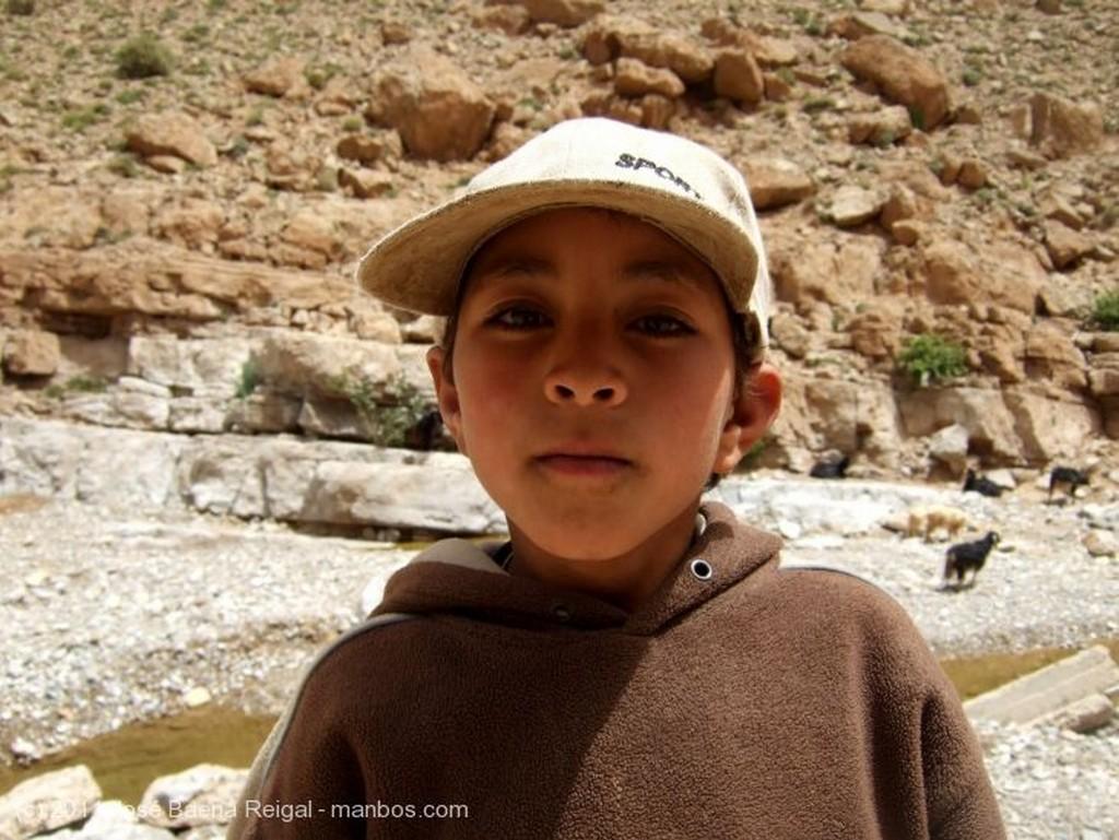 Gargantas del Todra Para ella no hay festivos Ouarzazate