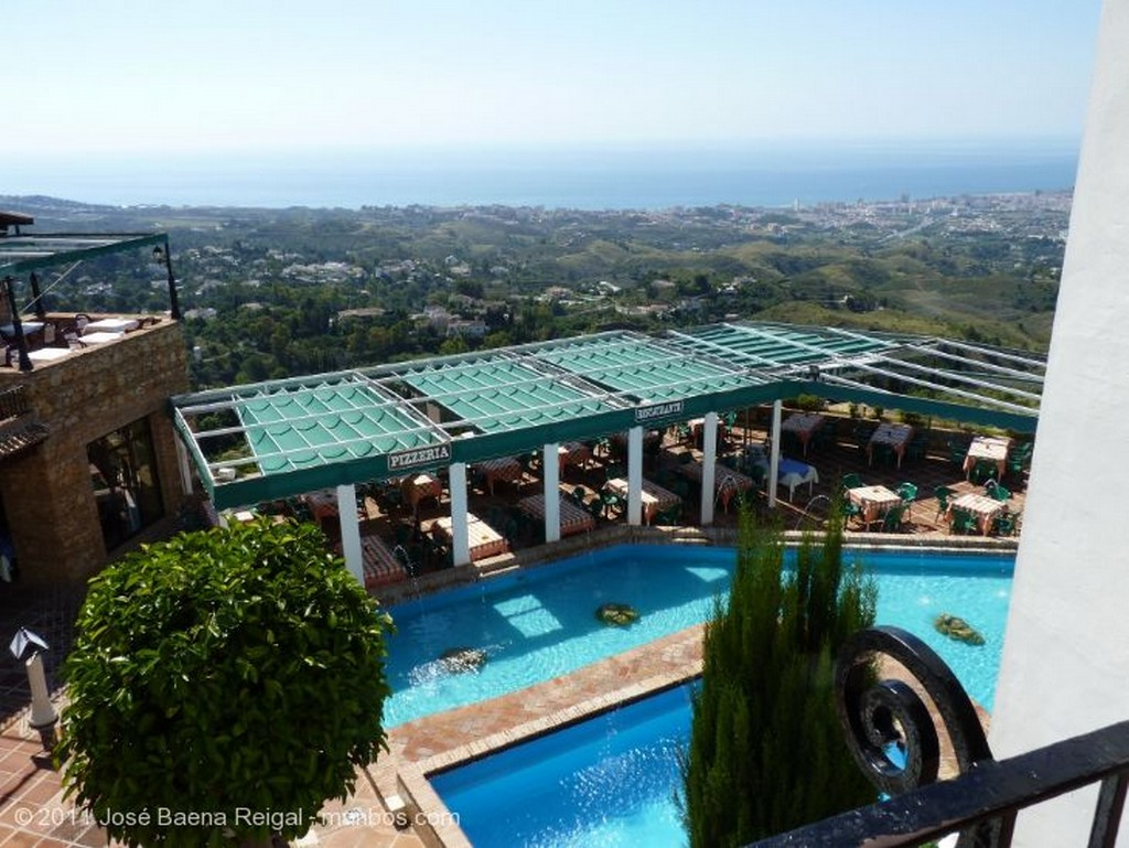 Mijas Comedores y terrazas Malaga