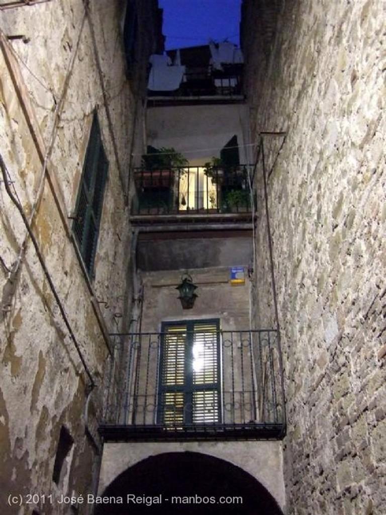 Perugia Calles misteriosas Umbria