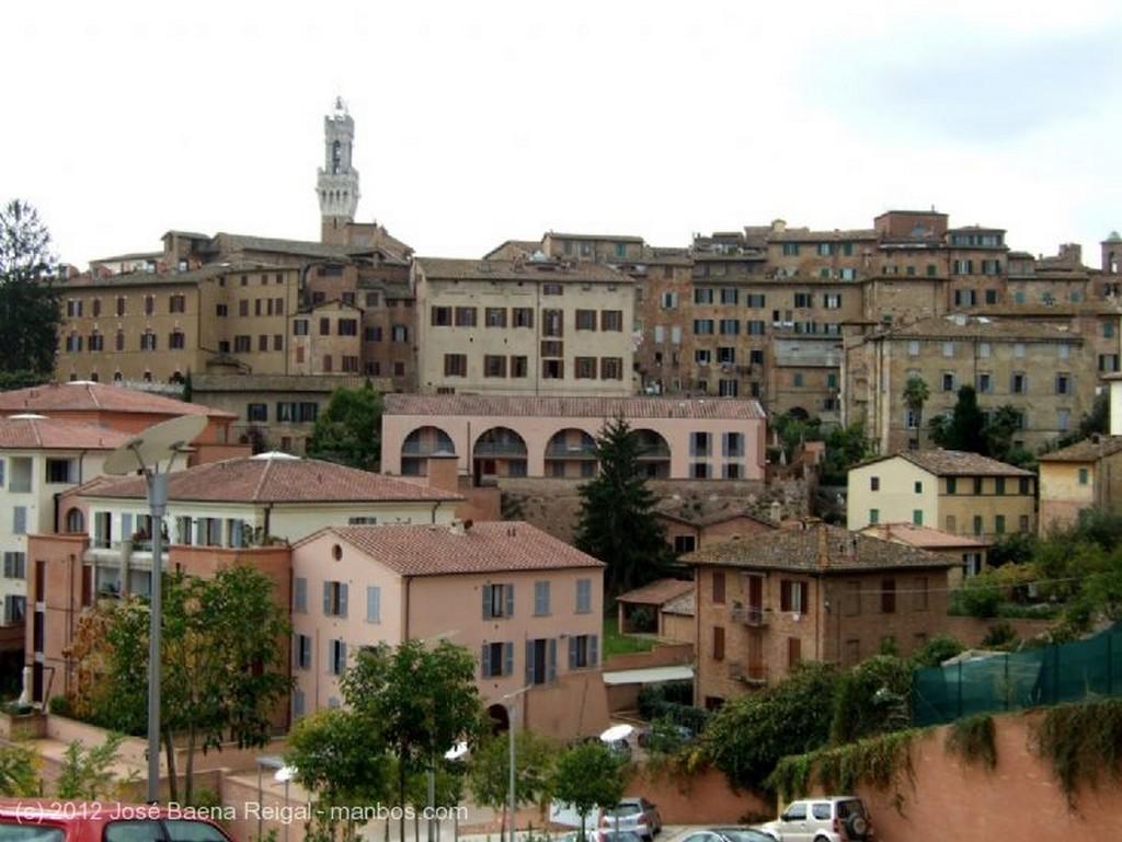 Siena Un rincon apacible Toscana
