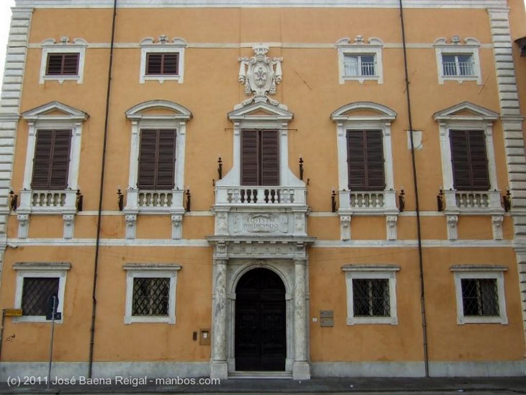 Pisa Espacios para pasear Toscana