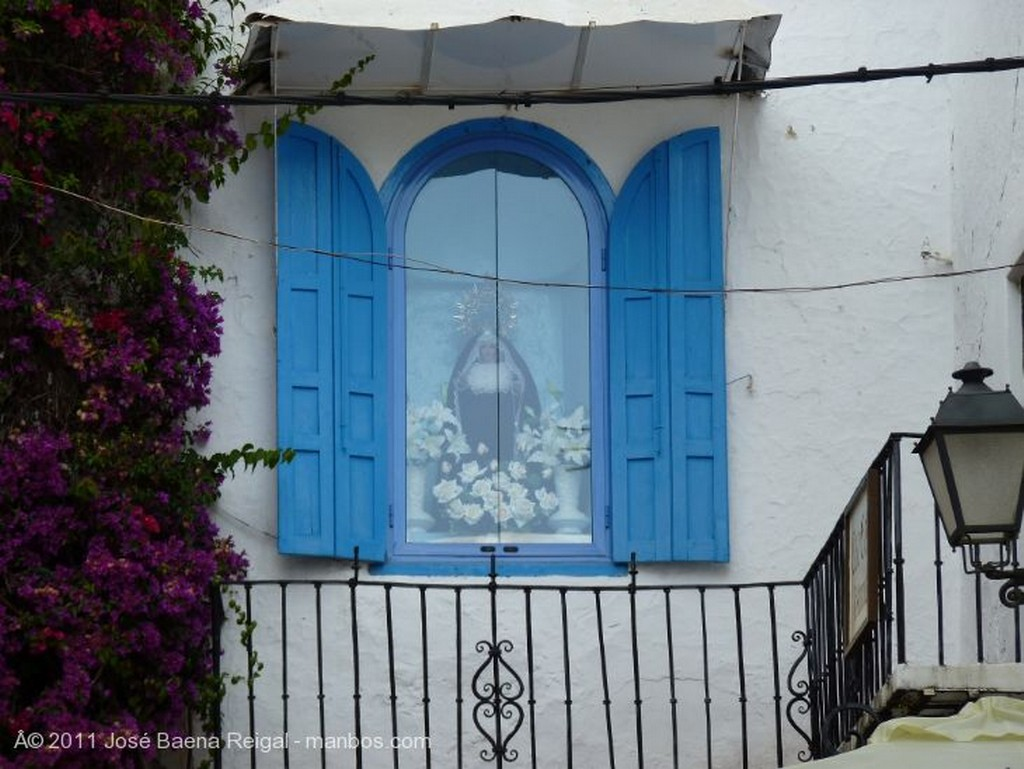 Marbella Rincon tipico Malaga