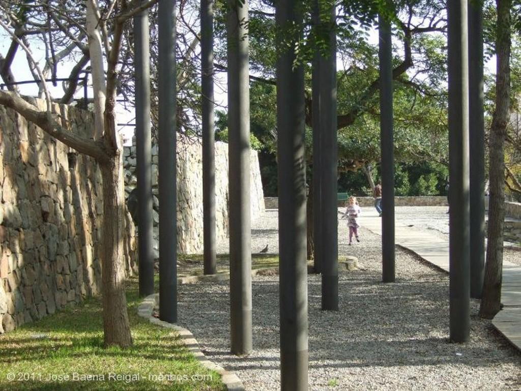 Malaga Estanque del Surtidor Malaga