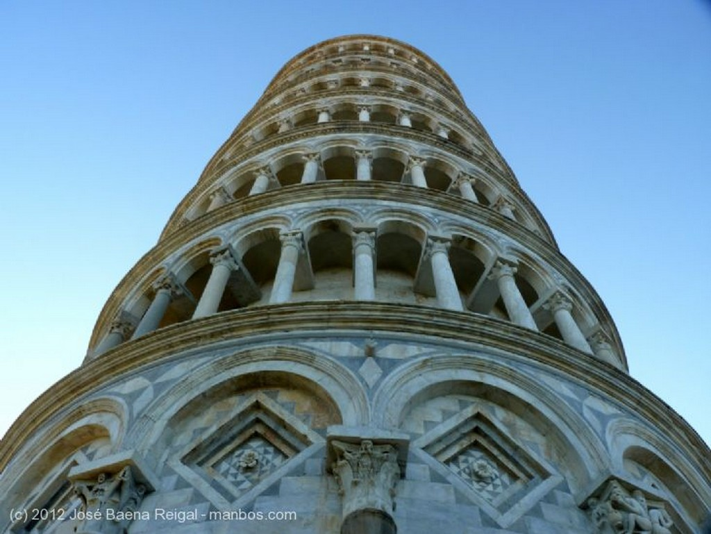 Pisa Influencias arabes Toscana