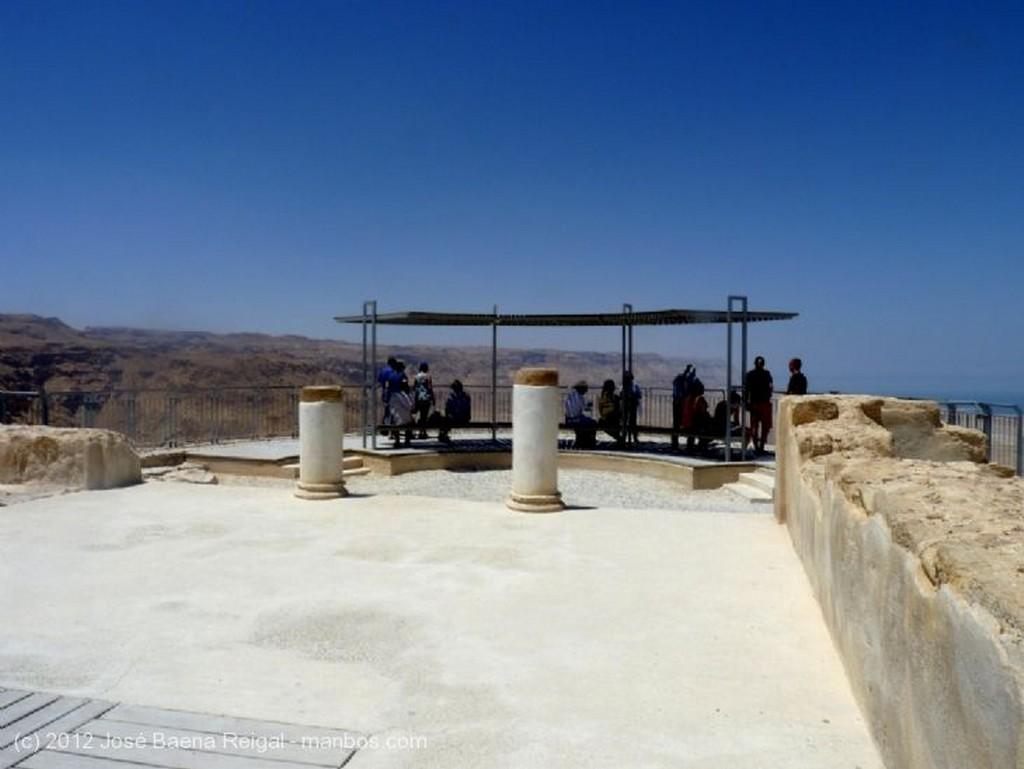 Masada Mirador de la terma Distrito Meridional