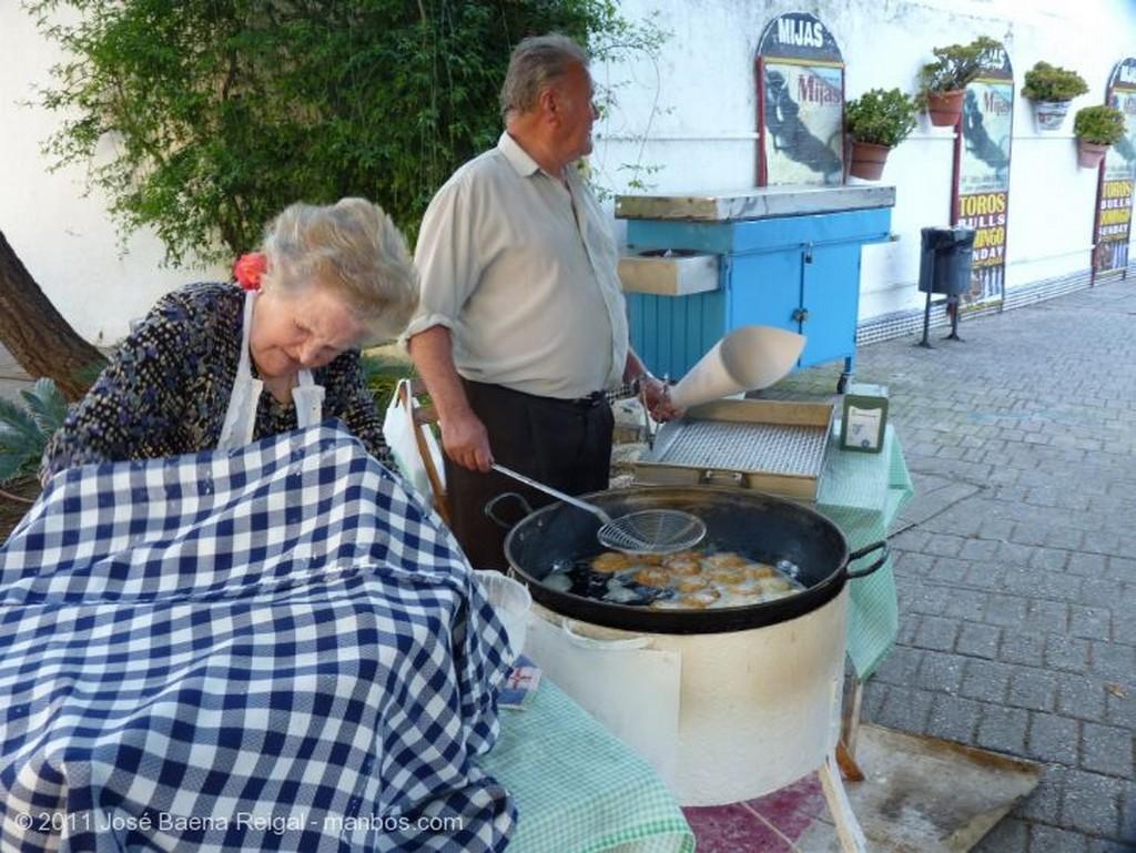 Mijas Carteles taurinos Malaga