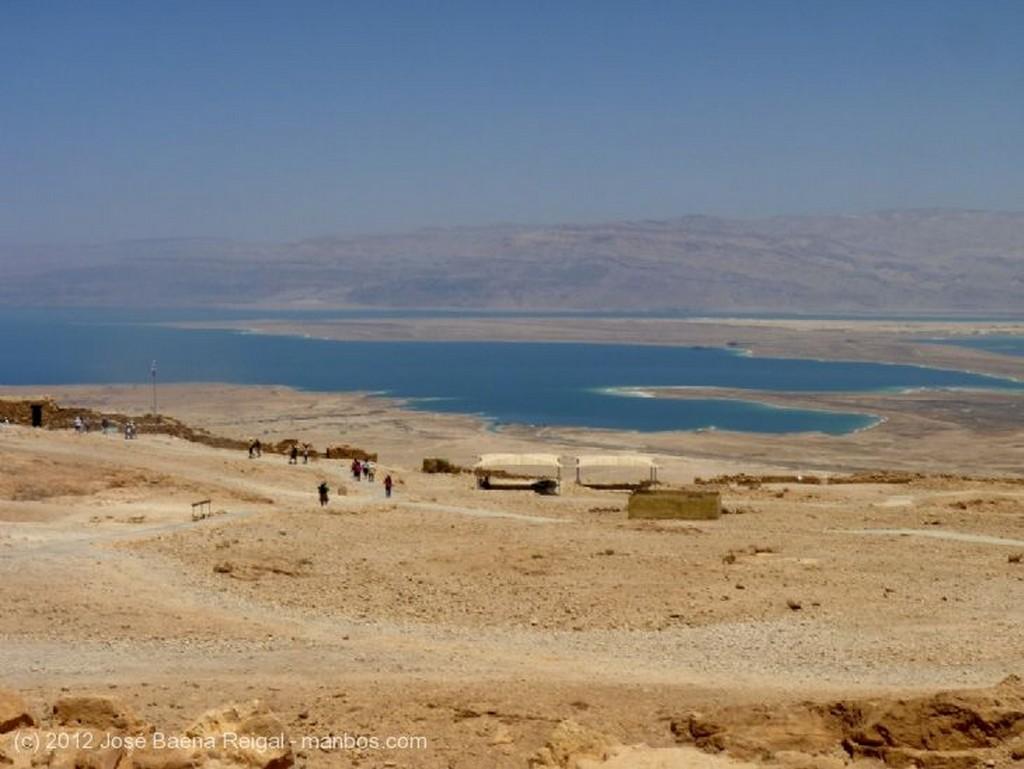Masada Muralla del Este Distrito Meridional