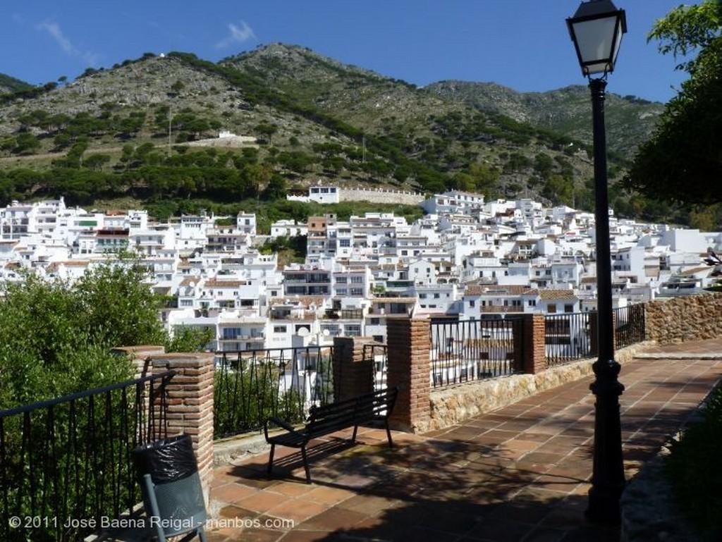 Mijas No es Santorini Malaga