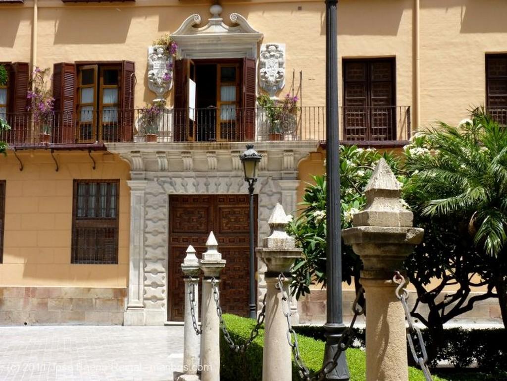 Malaga Iglesia del Sagrario Malaga