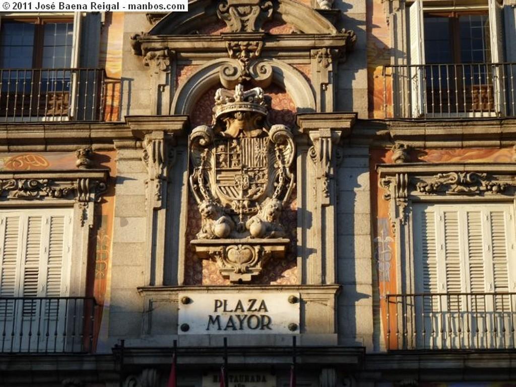Madrid Soportales Madrid