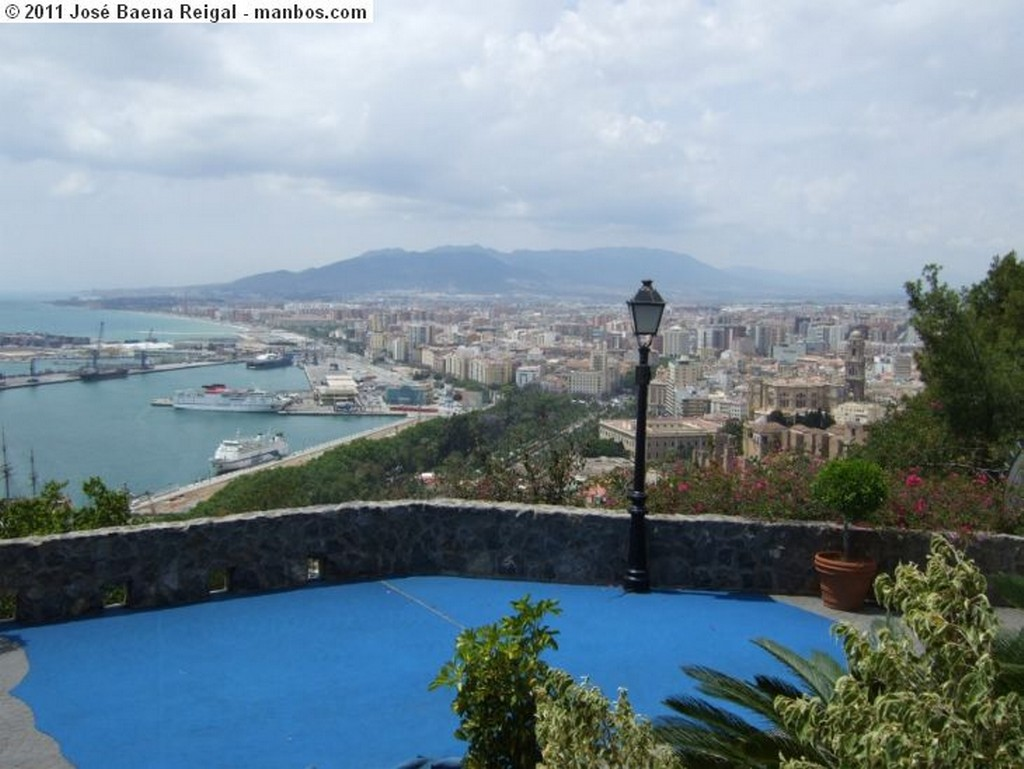Malaga Caleta y Pedregalejos Malaga