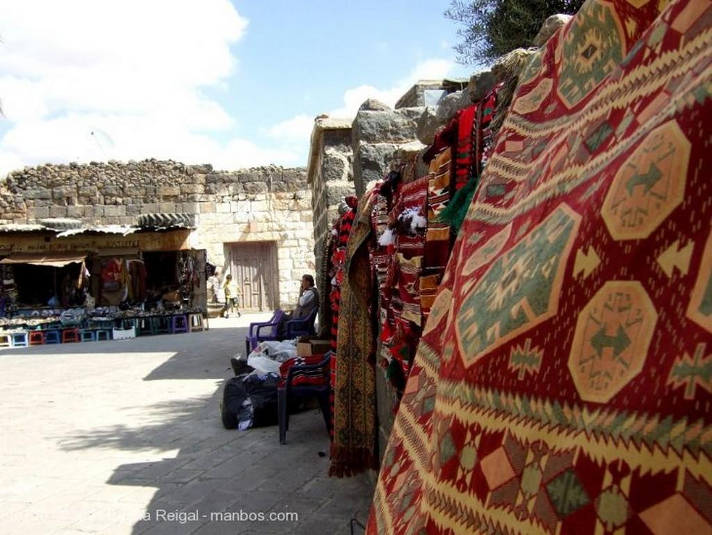 Bosra Ruinas bien aprovechadas Dera