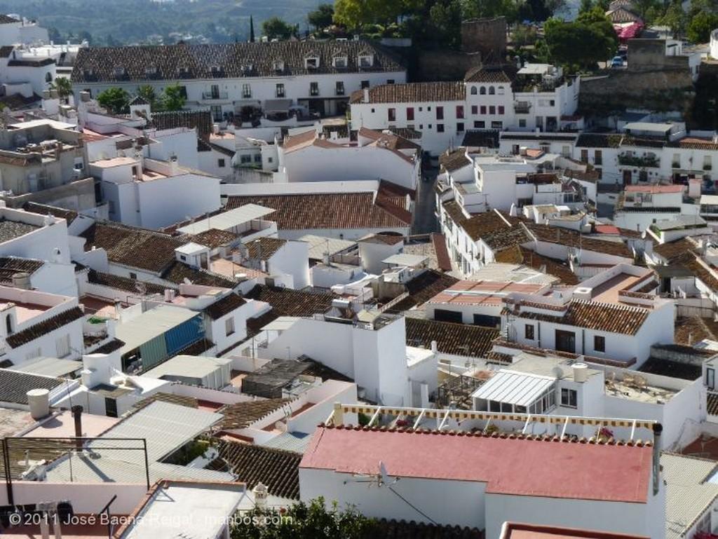 Mijas Con Fuengirola al fondo Malaga