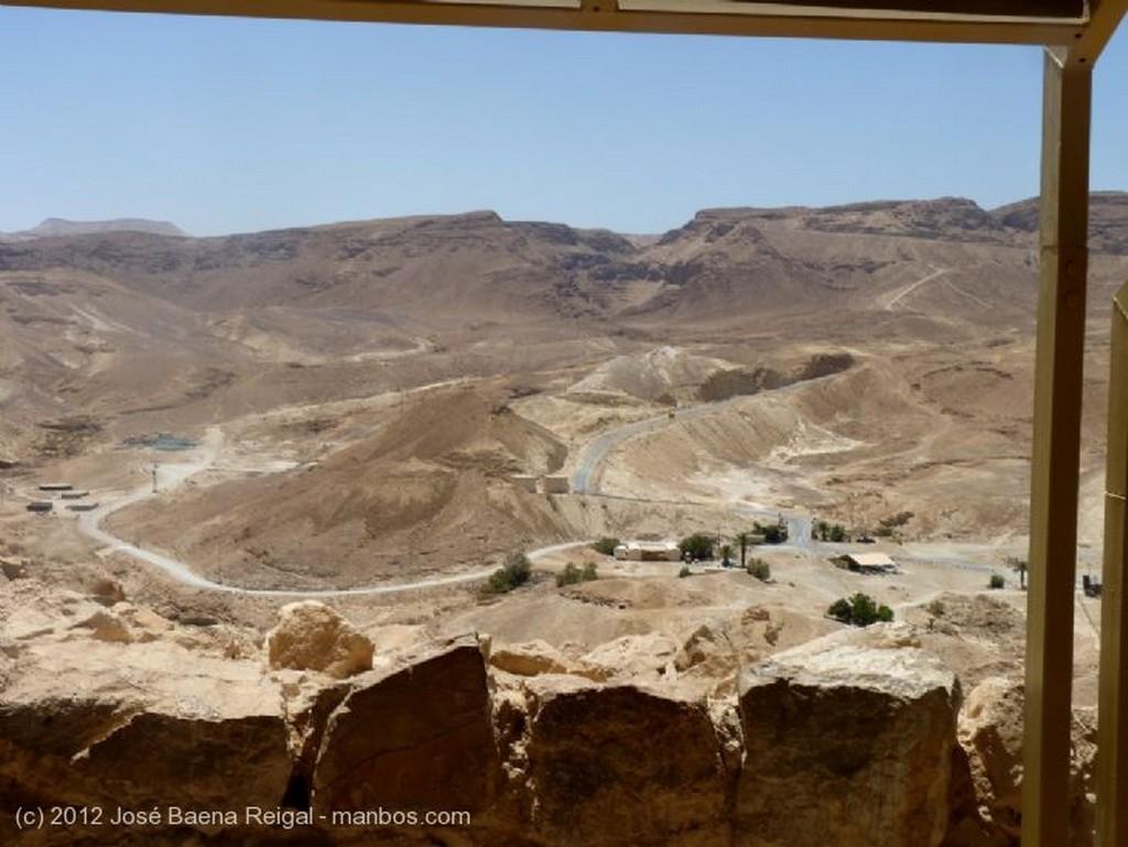 Masada Representacion del columbario Distrito Meridional