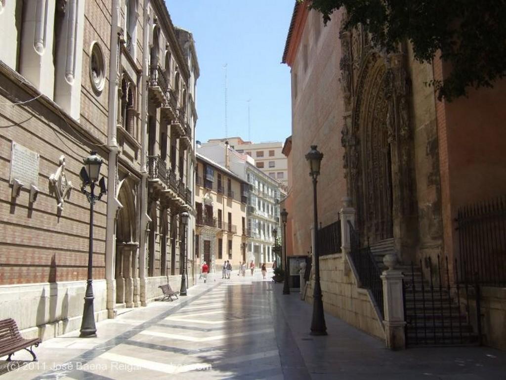 Malaga Torre del Santo Cristo Malaga