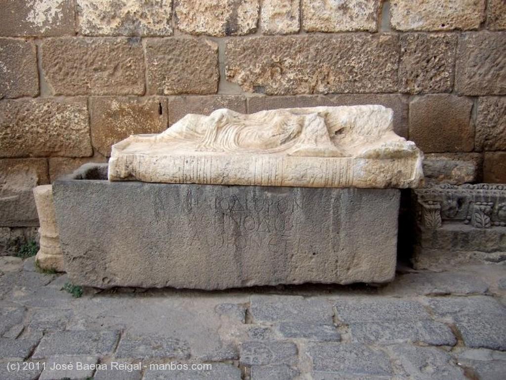 Bosra Visita cultural Dera