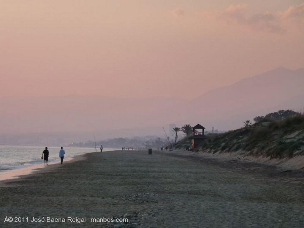 Marbella Caminante no hay caminos... Malaga