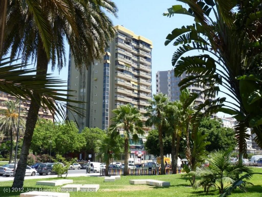 Malaga Arquitectura vanguardista Malaga