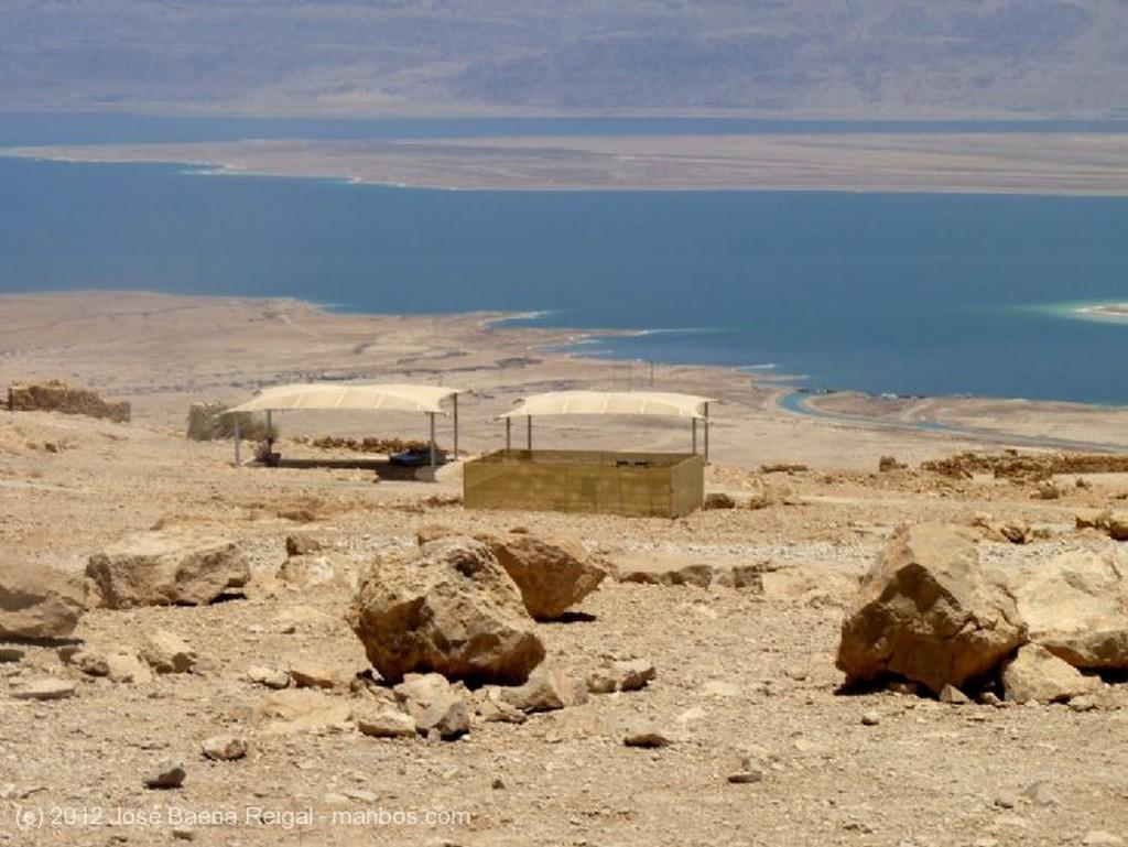 Masada En pleno Desierto de Judea Distrito Meridional