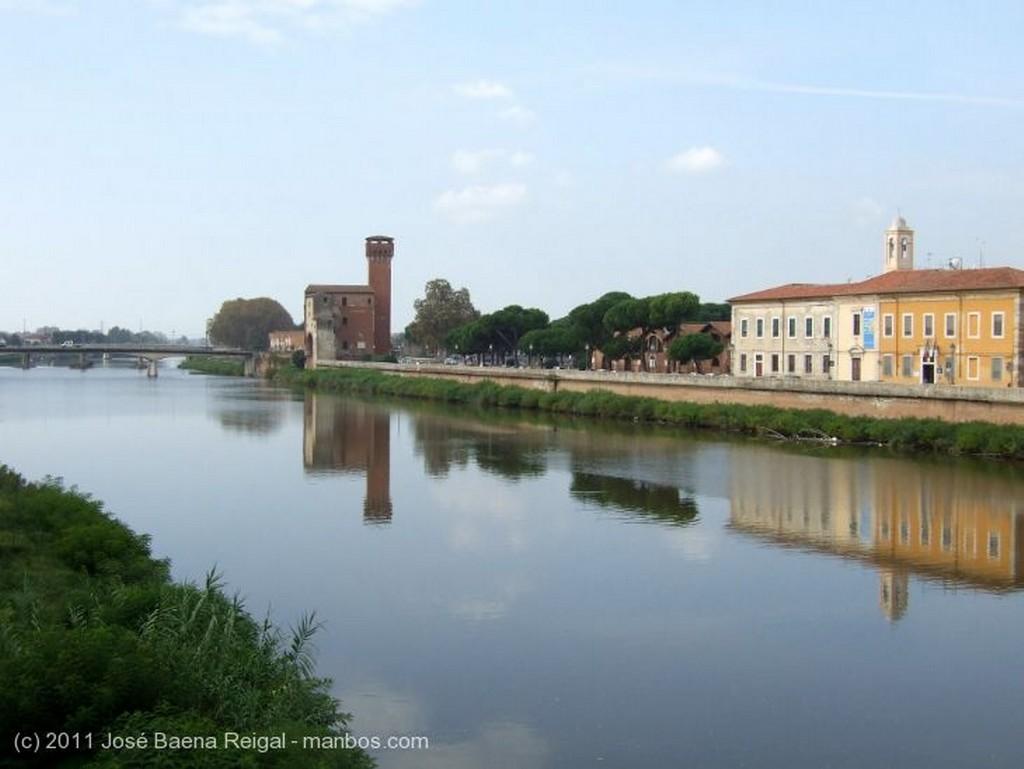 Pisa Pinaculo y capilla Toscana