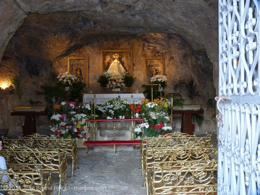 Mijas Jardines del Santuario Malaga