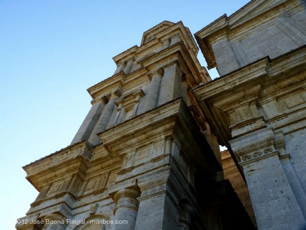 Montepulciano Colina de Montepulciano Siena