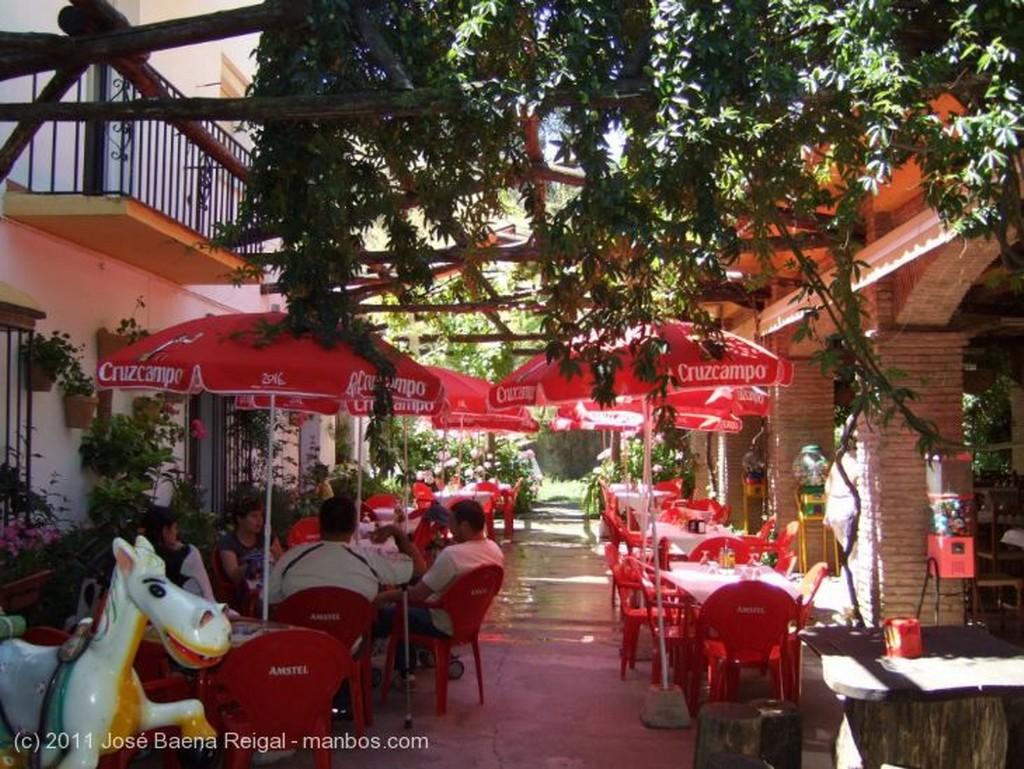 Valle del Genal Posada y fonda Malaga