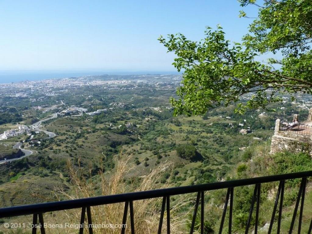Mijas Observatorio perfecto Malaga