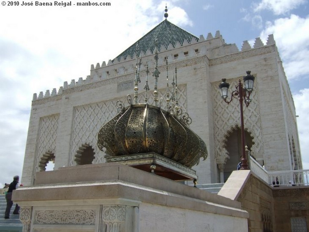 Rabat De compras en la kasbah Rabat