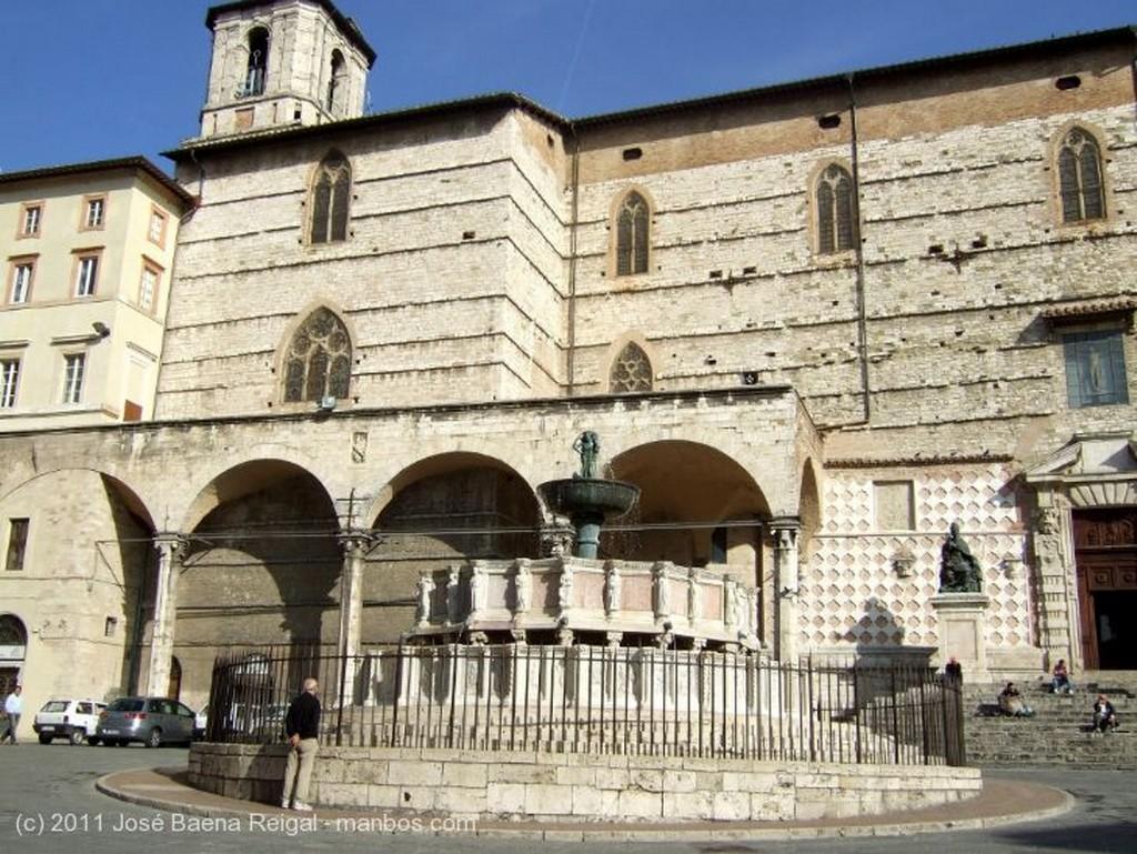 Perugia Fachada principal Umbria