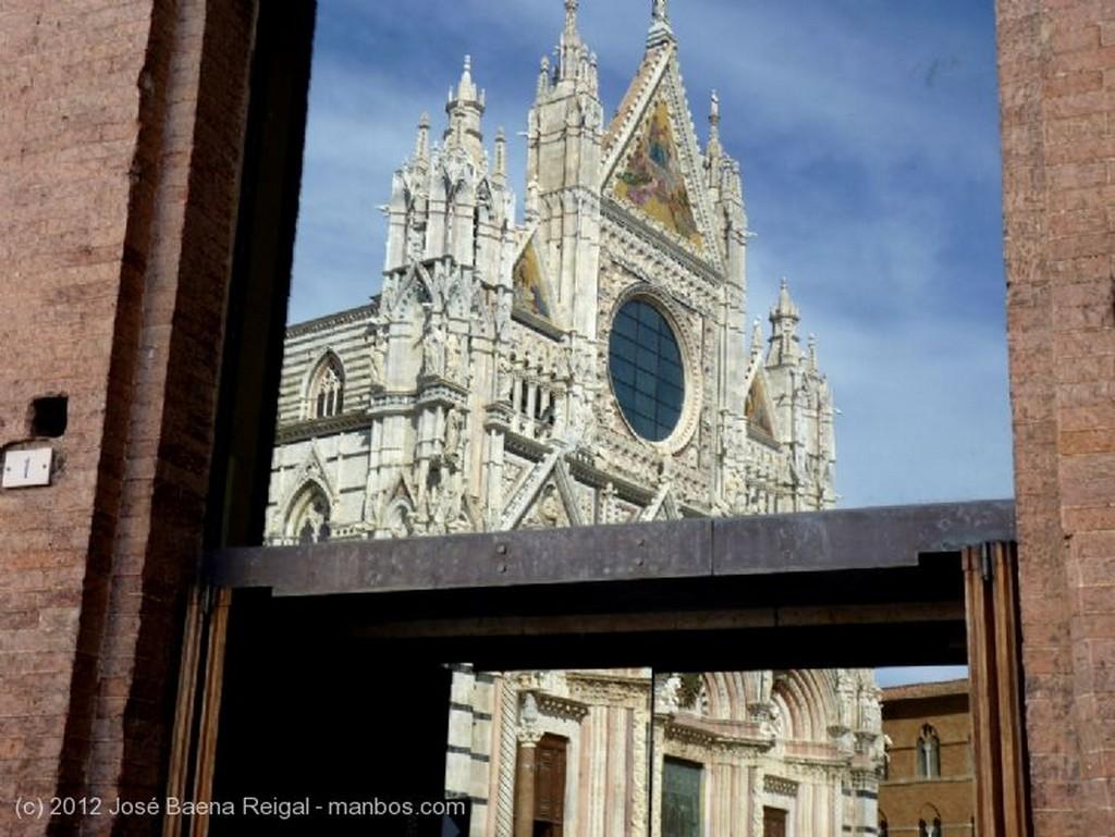 Siena Realidad o espejismo? Toscana