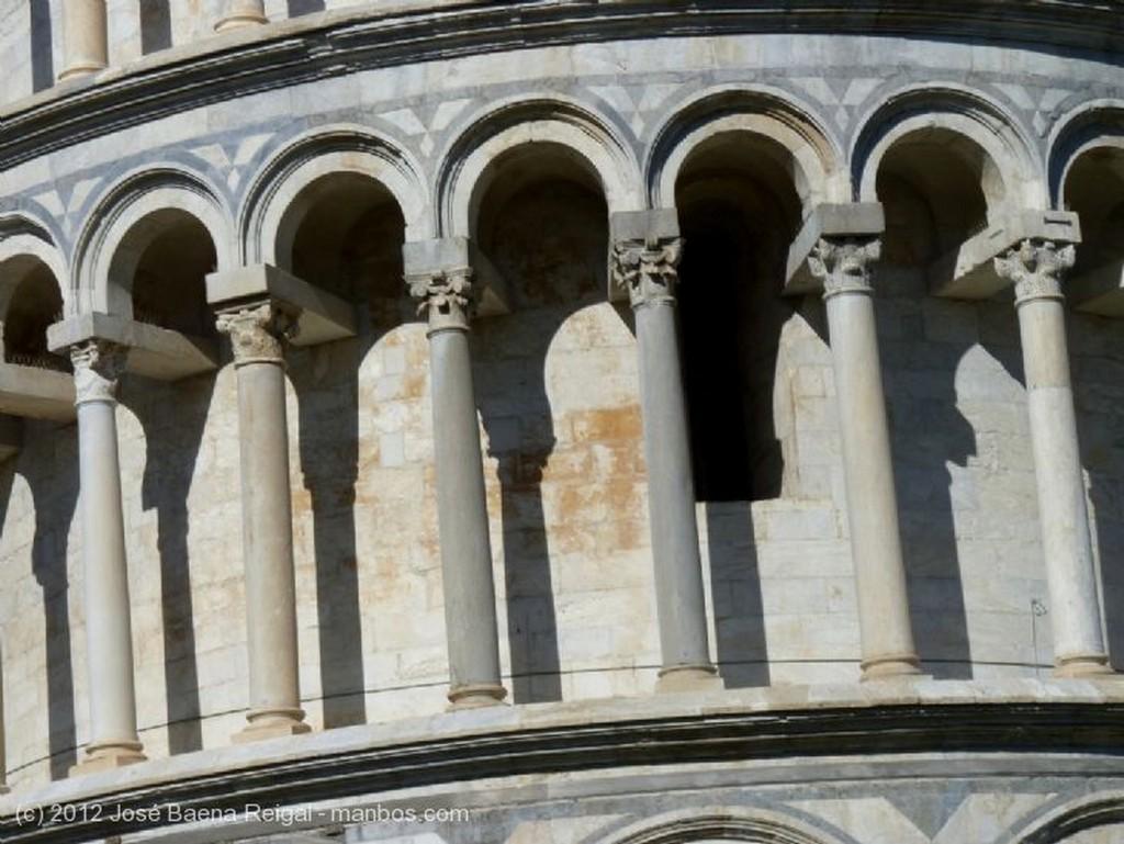 Pisa Casa medievales Toscana