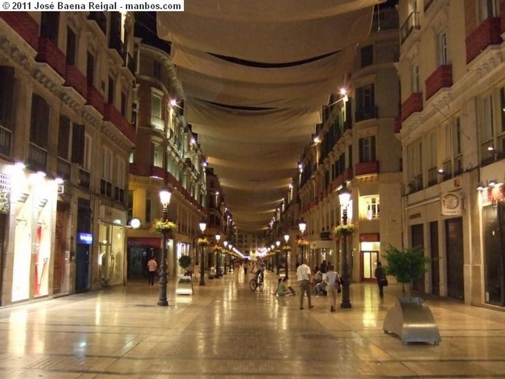 Malaga Fachada de la Catedral Malaga