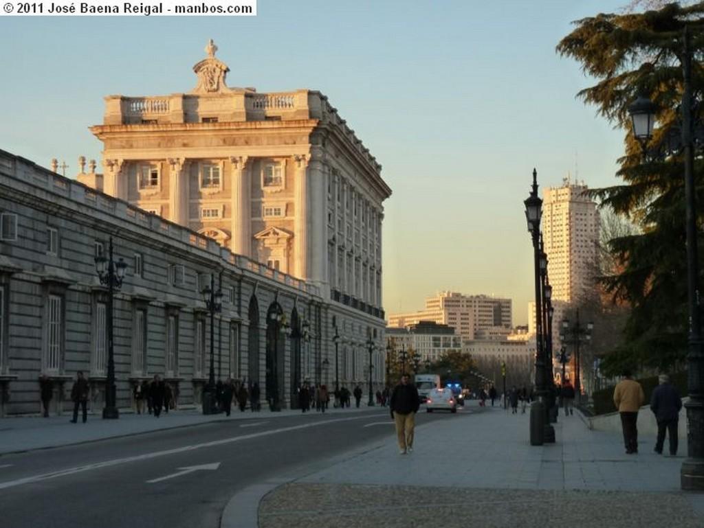 Madrid Esperando la luz verde Madrid