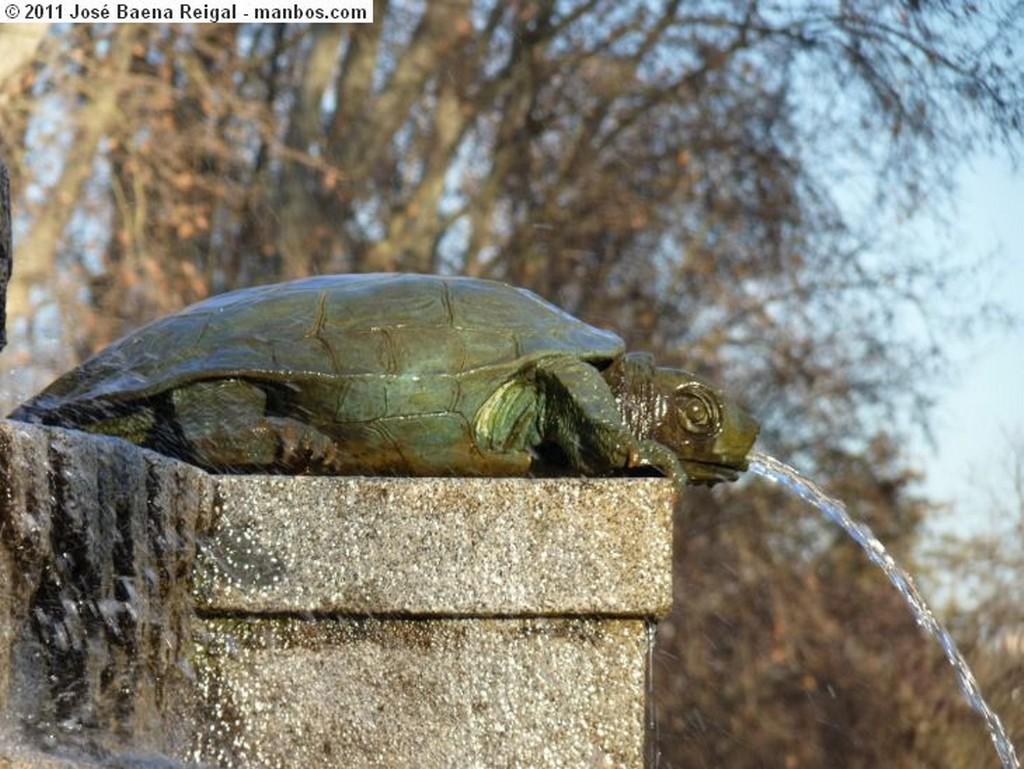Madrid Monumento a Alfonso XII Madrid