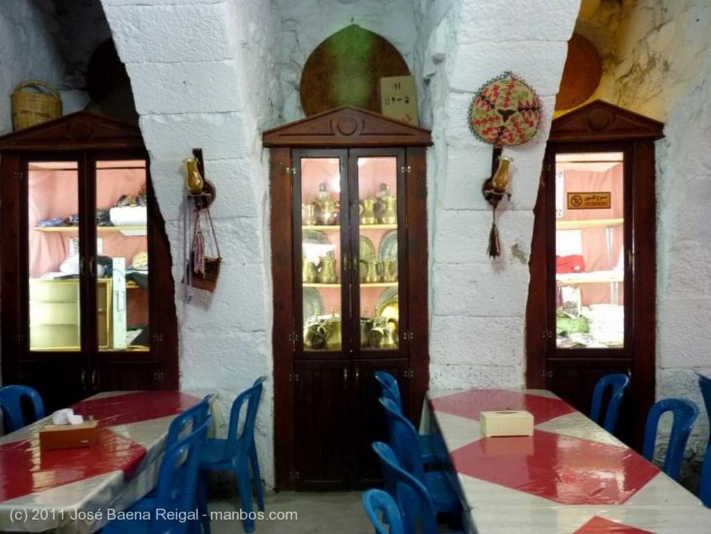 Bosra Cachivaches tipicos Dera