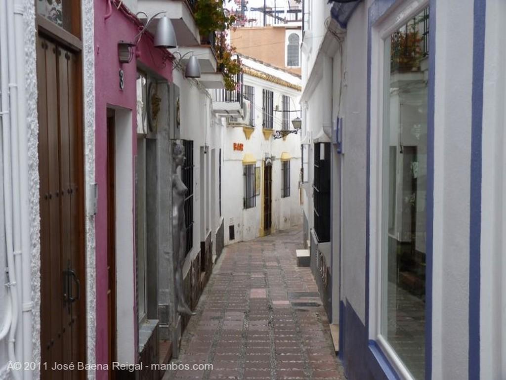 Marbella Balcon escondido Malaga