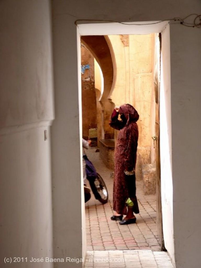 Marrakech Cenefa con aleyas Marrakech