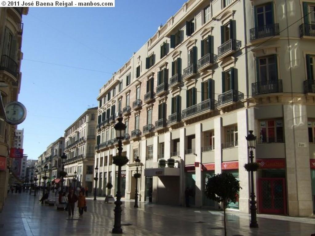 Malaga Glorieta modernista Malaga