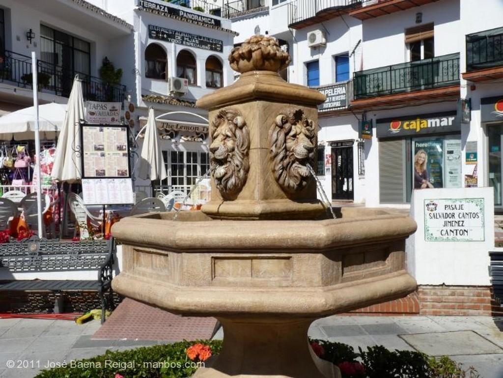 Mijas No es tan fiero el leon... Malaga