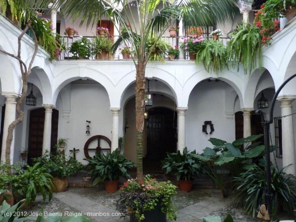 Malaga Patio encantado Malaga