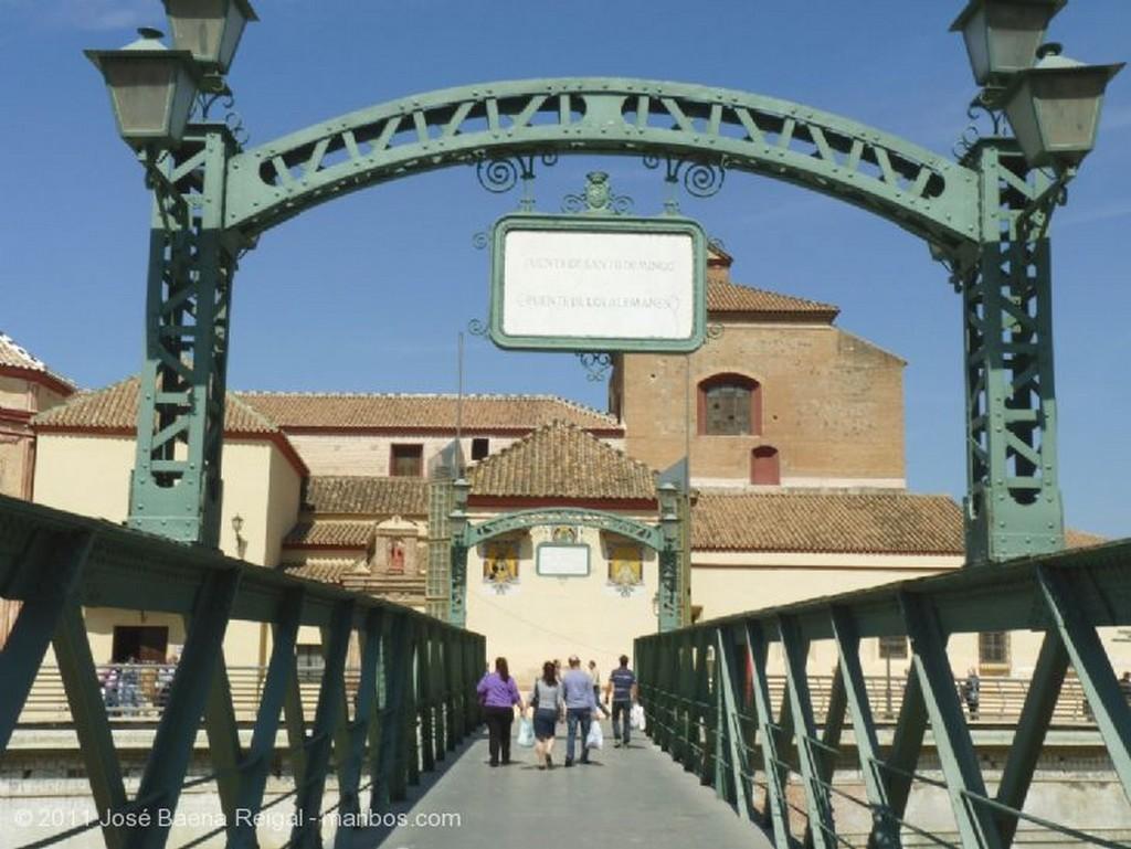 Malaga Puente de Santo Domingo Malaga