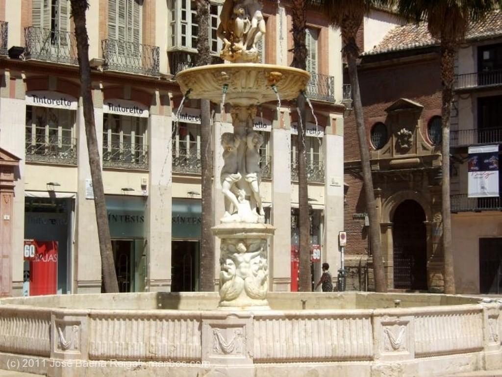 Malaga El centro del centro Malaga