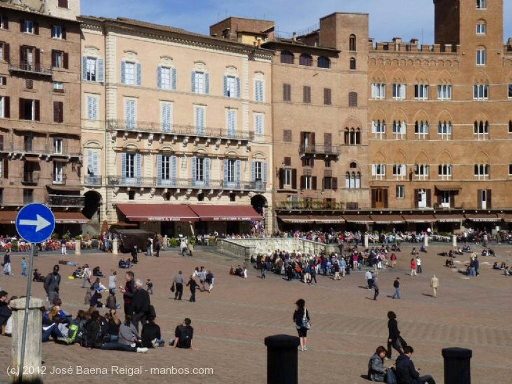 Siena Un espectaculo permanente Toscana