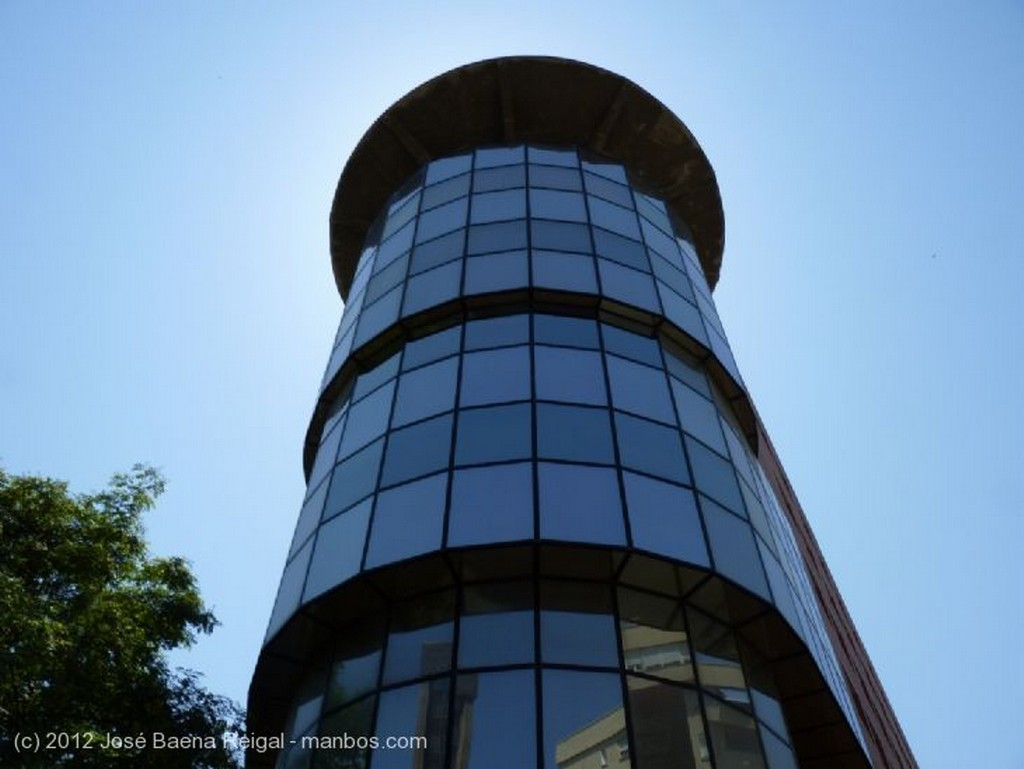 Malaga Edificio Eurocom Malaga