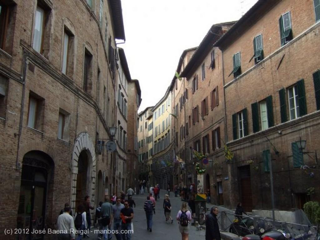 Siena Iglesia de San Francesco Toscana