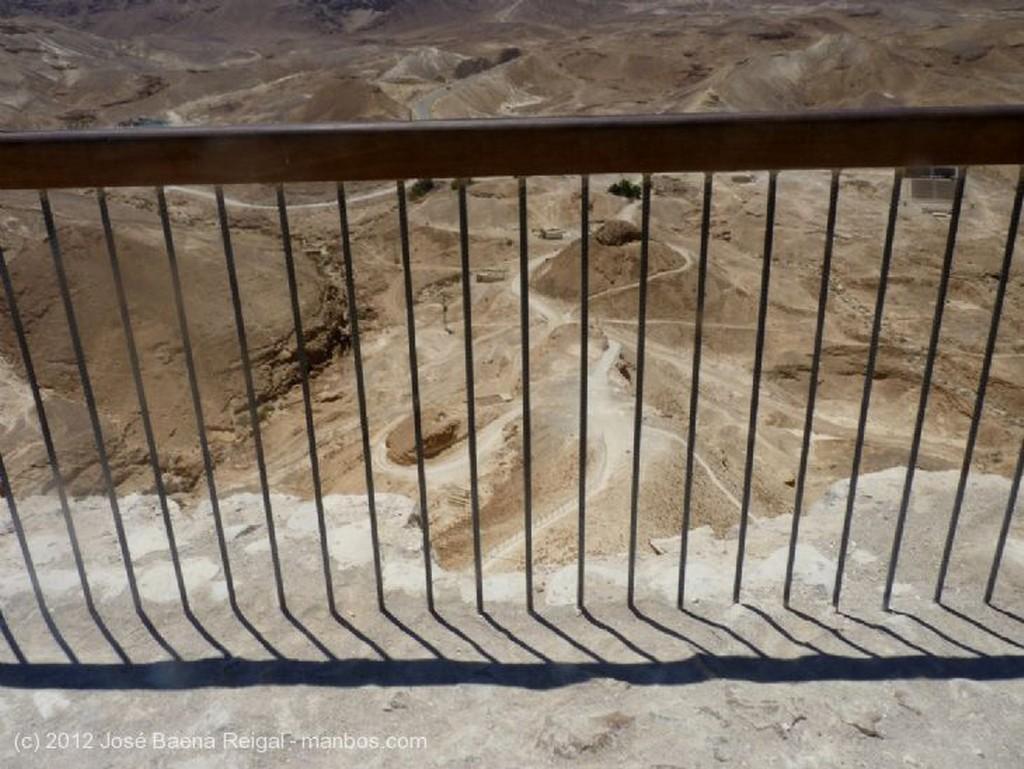 Masada Puerta Bizantina Distrito Meridional