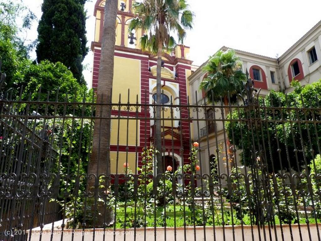 Malaga Con la Catedral al fondo Malaga