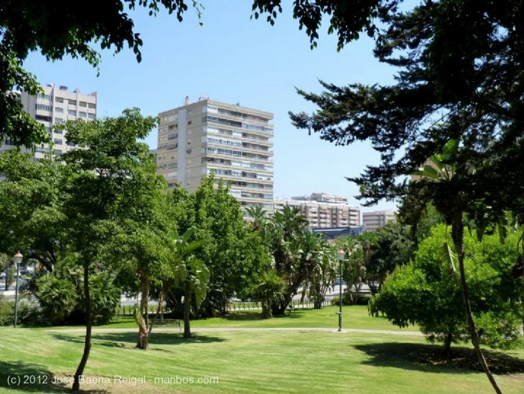 Malaga El Edificio Negro Malaga