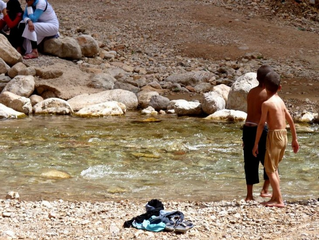 Gargantas del Todra Las aguas del Todra Ouarzazate